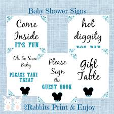 baby mickey mouse baby shower mickey mouse babyshower ideas my practical baby shower guide