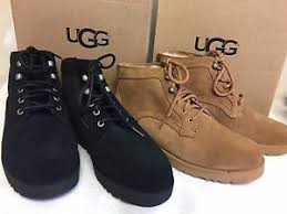ugg black or chestnut bethany slim suede sheepskin ankle