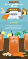 cocktail recipes poster fruity and savory shrub cocktail recipes fix com