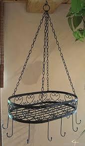 hängeregal küche hängekorb hängeregal kräuterregal küche regal kräuter de
