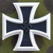 reproduction german wwii 1939 iron cross 1st class