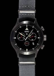 mwc mil tec mkiv titan ltd edition military pilots chronograph