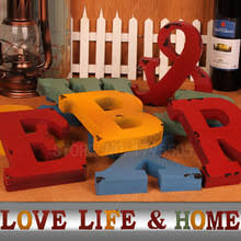 Letters For Home Decor Popular Decorative Alphabet Letters Buy Cheap Decorative Alphabet