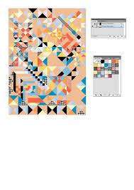 tutorial illustrator layers adobe illustrator tutorial bold pattern design digital arts