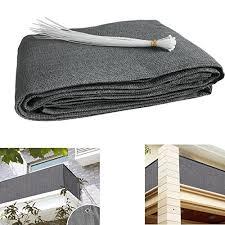 balkon sichtschutz grau balkonsichtschutz test oder vergleich 2017 top 50 produkte