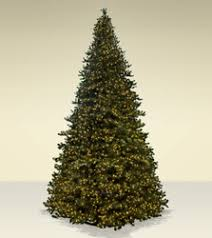 13 ft to 20 ft artificial trees treetime