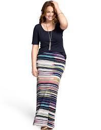 lane bryant black friday striped maxi skirt by lane bryant lane bryant plus size