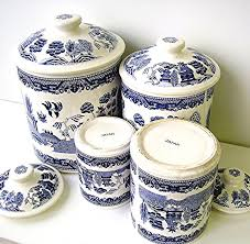 vintage ceramic kitchen canisters 121 best canister sets images on kitchen canisters