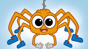 itsy bitsy spider song nursery songs for children