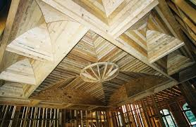How To Build A Tray Ceiling Tray Ceiling Framing Section Integralbook Com