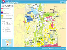 Utah State Parks Map by June 2012 Archives Geocurrents