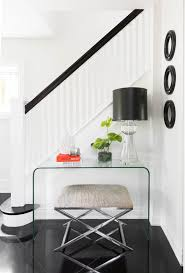 toronto entrance table decor hall entry transitional with modern