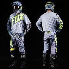 motocross gear san diego fox grey yellow 2017 180 nirv mx jersey girls bikes pinterest