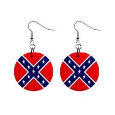 rebel earrings 56 best southern born southern bred images on