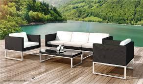 canapé de jardin design beautiful salon de jardin design suisse contemporary amazing house