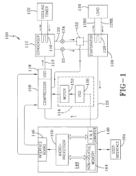 patent us8567207 compressor control system using a variable