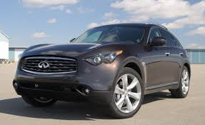 infiniti fx50 2016 2009 infiniti fx50 u2013 short take road test car and driver blog