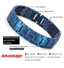 power bracelet images Titanium health therapy power bracelet with 4 php