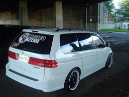honda odyssey minivans can be cool right pinterest honda