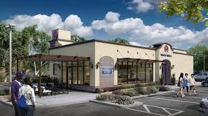 taco bell u0027s new locations will have fireplaces and midcentury