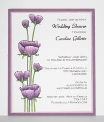 creative smiles bridal shower invitations