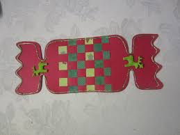 lisa smith children u0027s christmas crafts no 5 christmas weaving