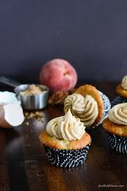 Frosting Recipe For Decorating Cupcakes Best 25 Peach Cupcakes Ideas On Pinterest Peach Cream Cheeses