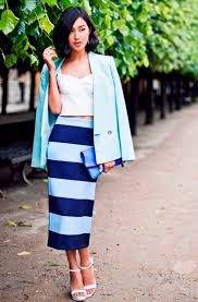 saia mid 12 maneiras de como usar saia midi fashion frisson