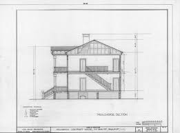 cross section house drawing quotes house plans 3809