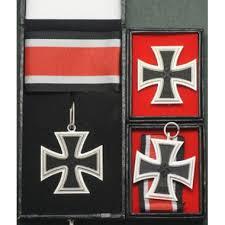 high quality ww2 german iron cross set for sale