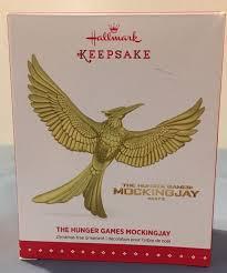 hallmark ornament 2015 the hunger mockingjay part 2 ebay