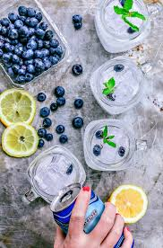 vodka tonic lemon blueberry lemon vodka fizz killing thyme
