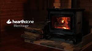 fireplace wood burning stove hearthstone heritage vol 2 short ver
