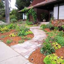Front Yard Landscaping Ideas Without Grass No Lawn Backyard Ideas