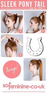 ponytail haircut technique 15 hair hacks and tutorials on how to make a ponytail look amazing