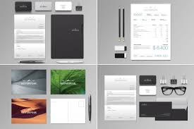 silverpeak stationery set u0026 invoice stationery templates