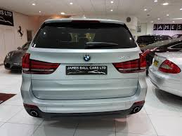 Bmw X5 7 Seats - used 2015 bmw x5 x drive 25d se auto 7 seat for sale in chipping