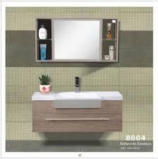 fresca nano teak modern bathroom vanity with medicine cabinet is