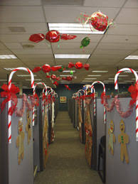 Decorating Desk For Christmas Pix For U003e Decorating A Cubicle For Christmas Ideas Pinterest