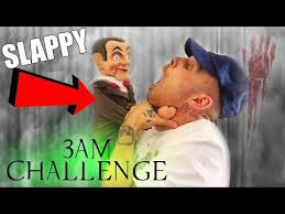 Challenge Went Wrong Wrong One Hide And Seek Chucky Doll With Attached