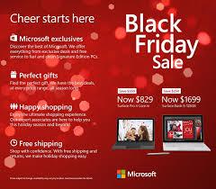 microsoft black friday sales microsoft store canada black friday flyer canadian freebies