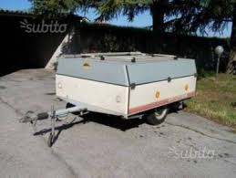 tenda carrello carrello tenda randger gt caravan e cer usati in vendita mantova