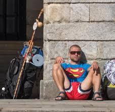 spanien pilger und weicheier auf dem jakobsweg welt