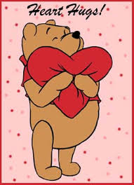 winnie the pooh valentines day cards by mouse winnie the pooh valentines 2