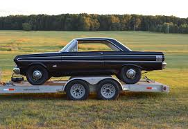 daily turismo tow it home 1964 ford falcon futura hardtop
