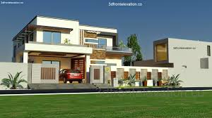 Home Front View Design Pictures In Pakistan 3d Front Elevation Com 1 Kanal House Plan Layout 50 U0027 X 90 U0027 3d