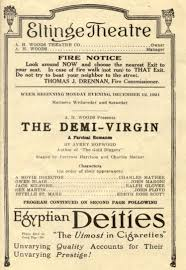 the demi virgin wikipedia