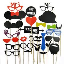 photo booth props for sale aliexpress buy 31pcs set creative photo booth props glasses