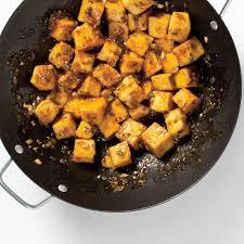 cuisine recette tofu général tao ricardo