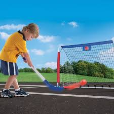 kickback soccer goal u0026 pitch back kids sports toy step2